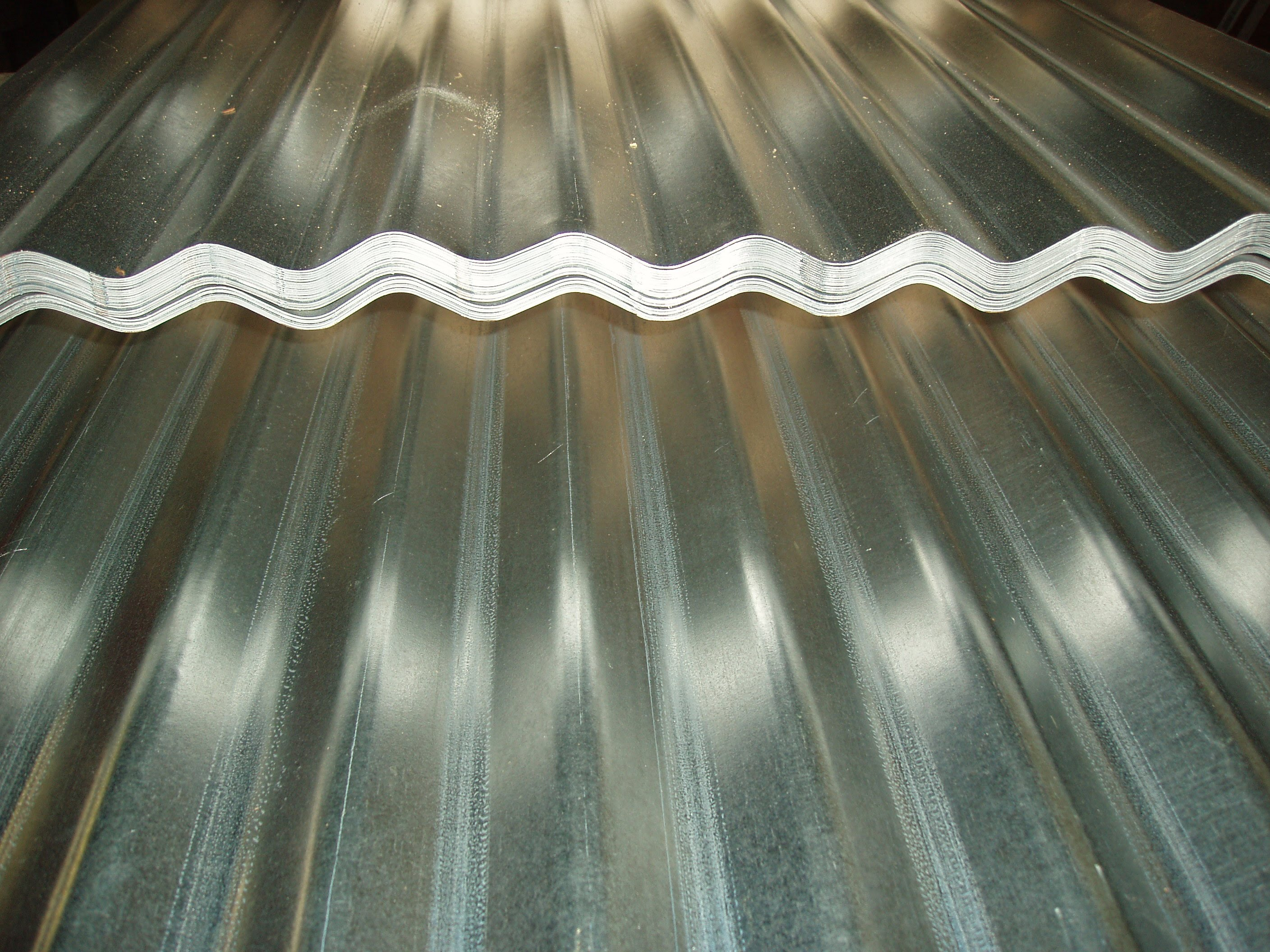 Galvanized Corrugated Sheets (Roofing Sheets)   Exporter Of Galvanized  Coils And Sheets, Color Coated PPGI, Stainless Steel, Corrugated Sheets,  Cold Rolled ...